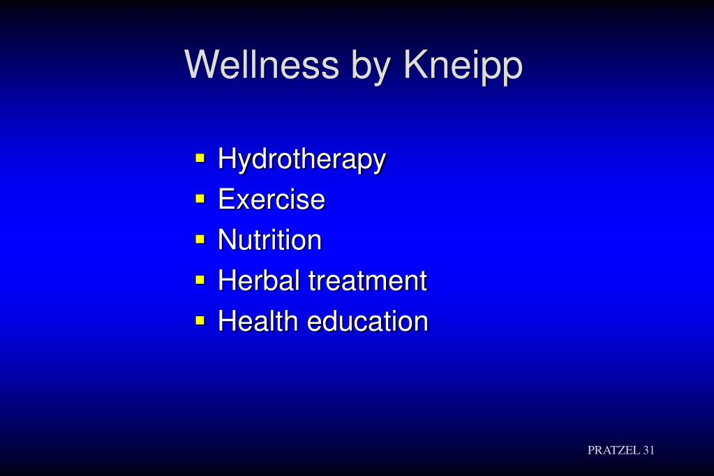 Wellness by Kneipp