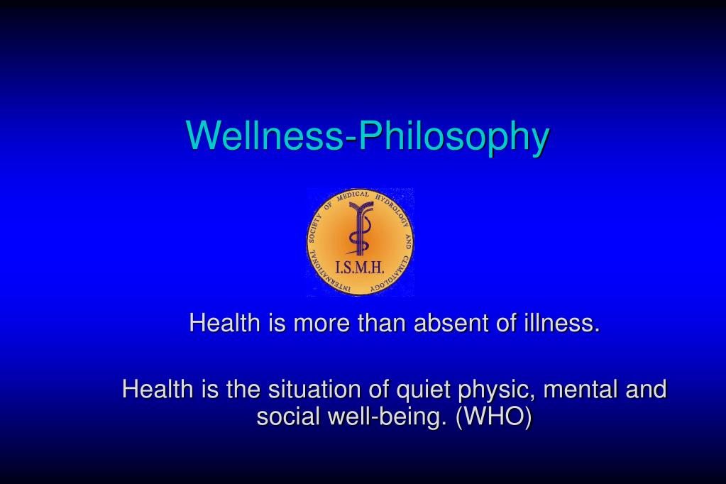 Wellness-Philosophy