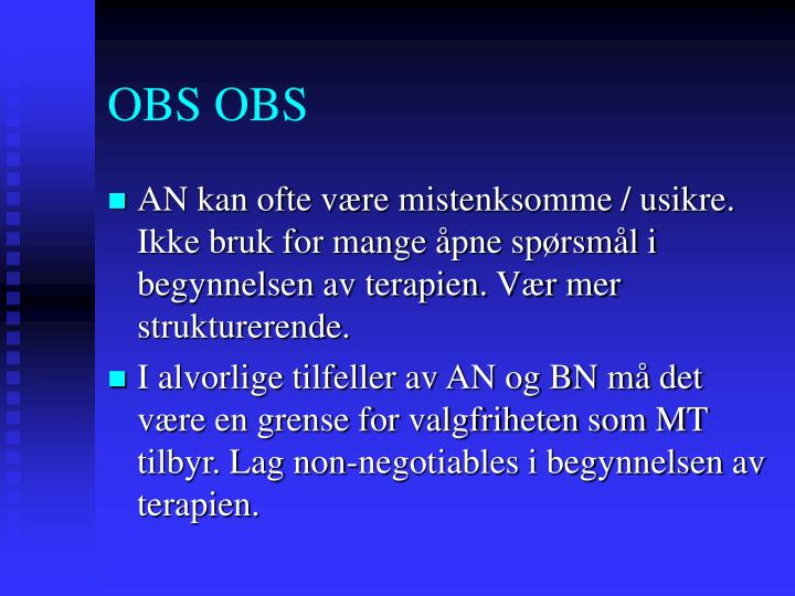 OBS OBS