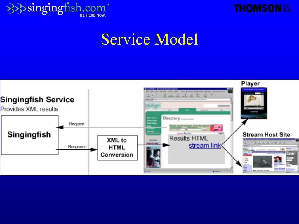 Service Model
