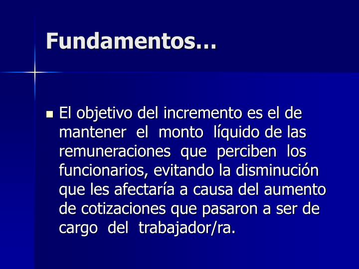 Fundamentos…