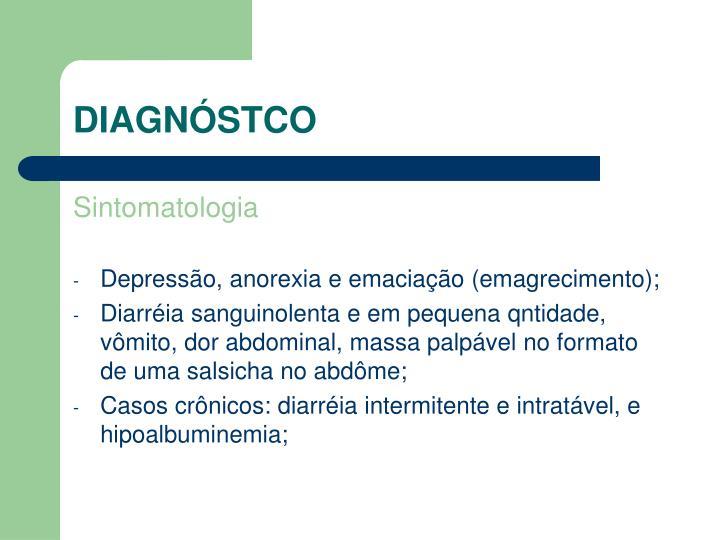 DIAGNÓSTCO