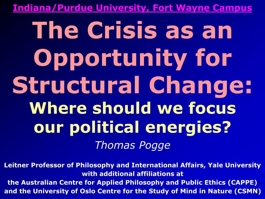 Indiana/Purdue University, Fort Wayne Campus