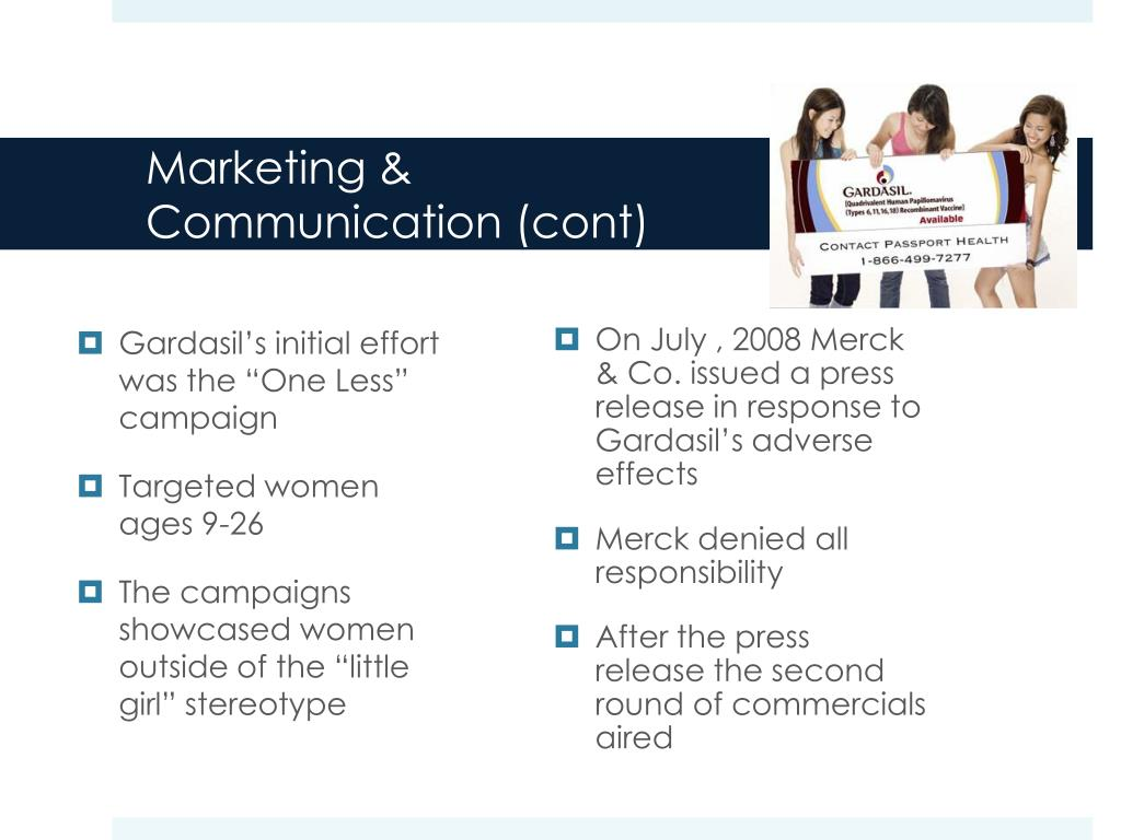Marketing &