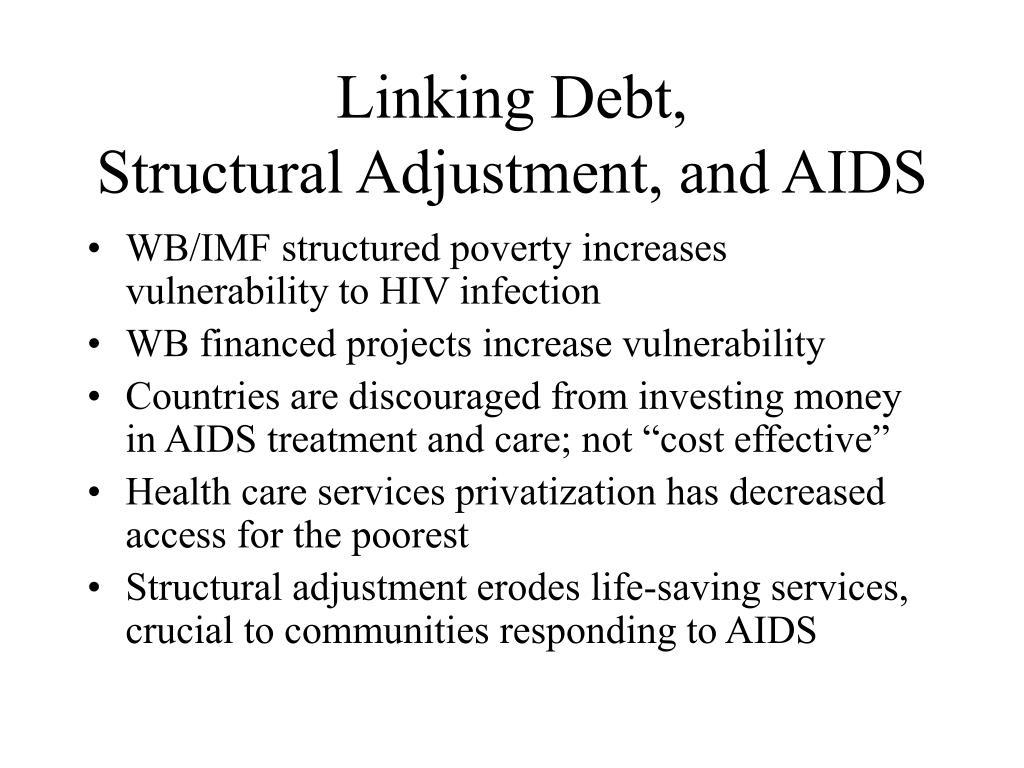 Linking Debt,