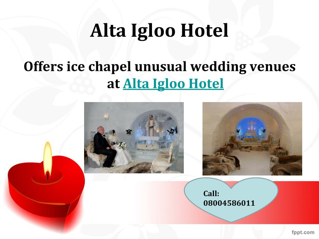 Alta Igloo Hotel