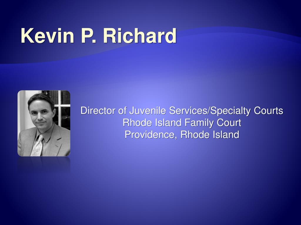 Kevin P. Richard