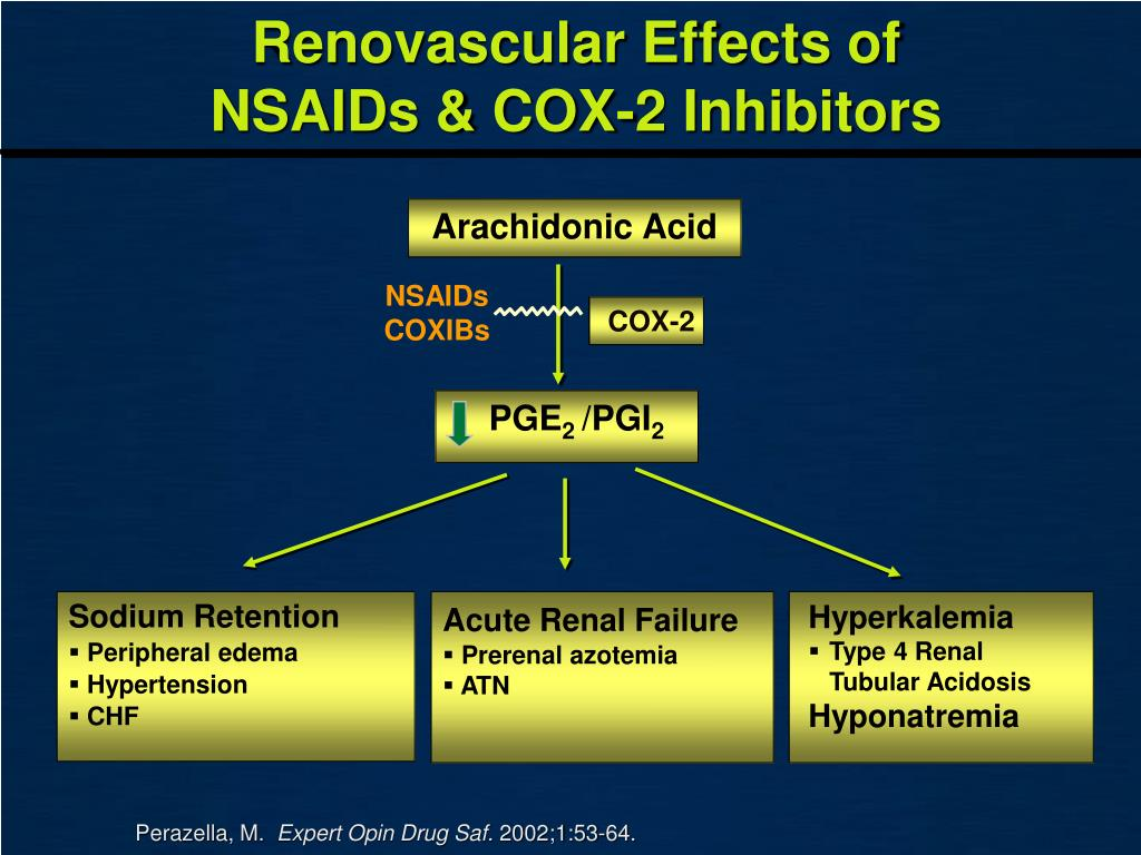 Renovascular Effects of