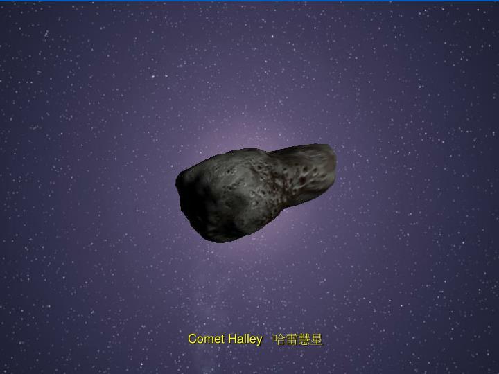 Comet Halley