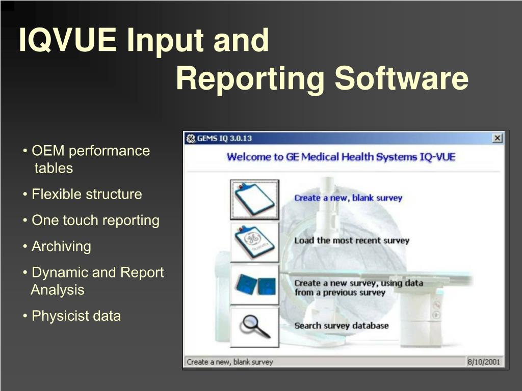 IQVUE Input and
