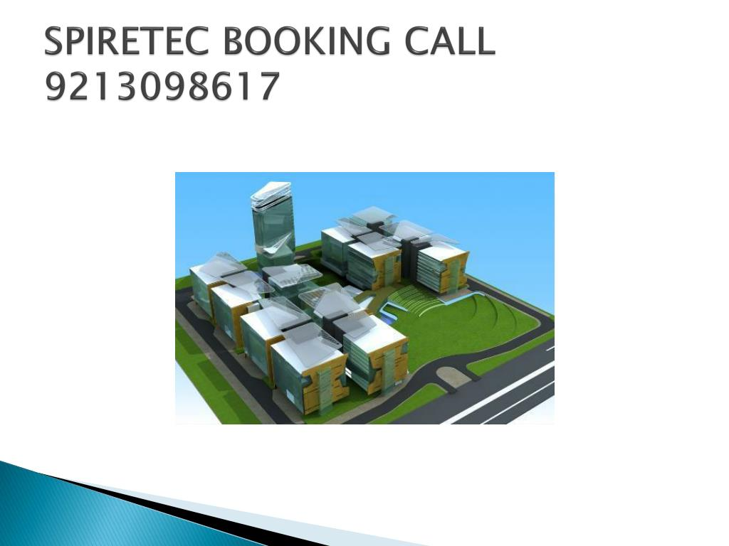 SPIRETEC BOOKING CALL