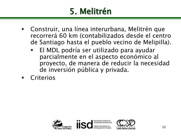 5. Melitr