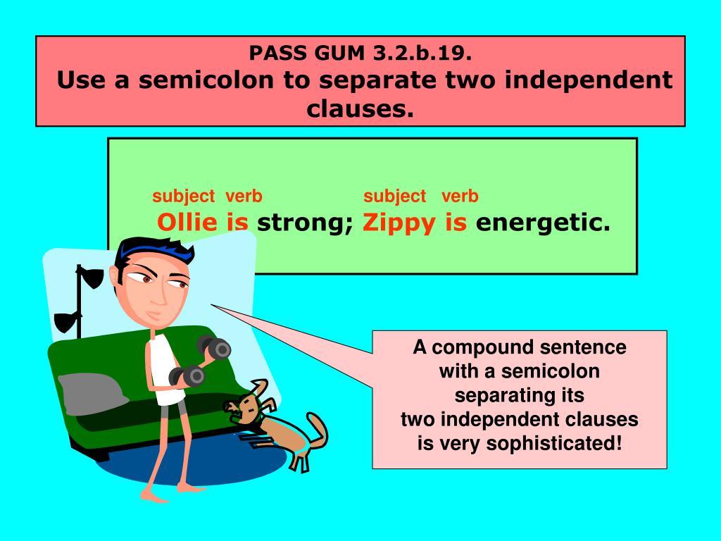 PASS GUM 3.2.b.19.