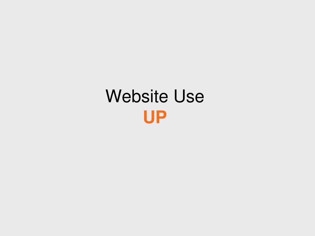 Website Use