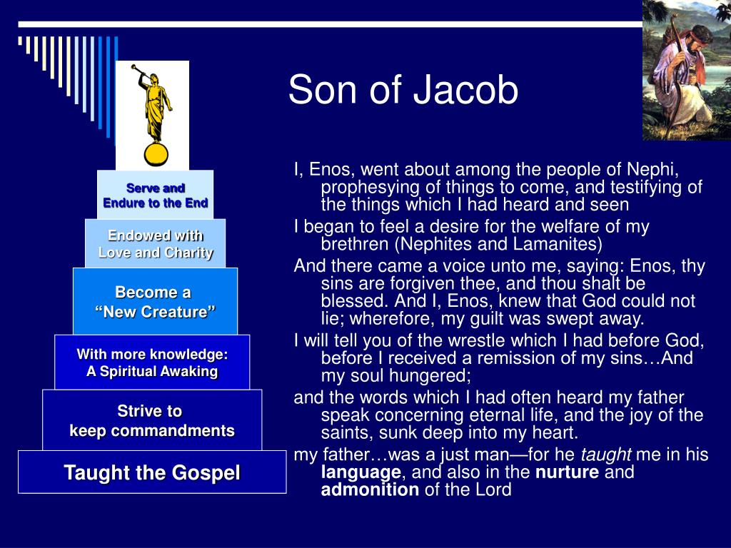 Son of Jacob