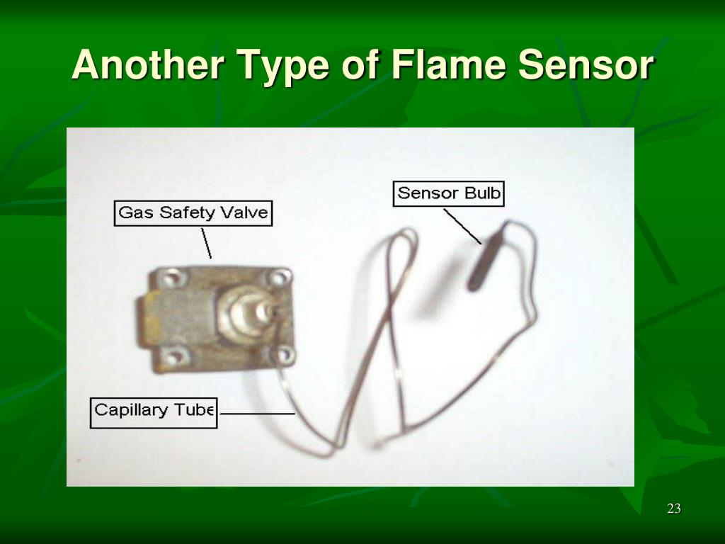 Another Type of Flame Sensor