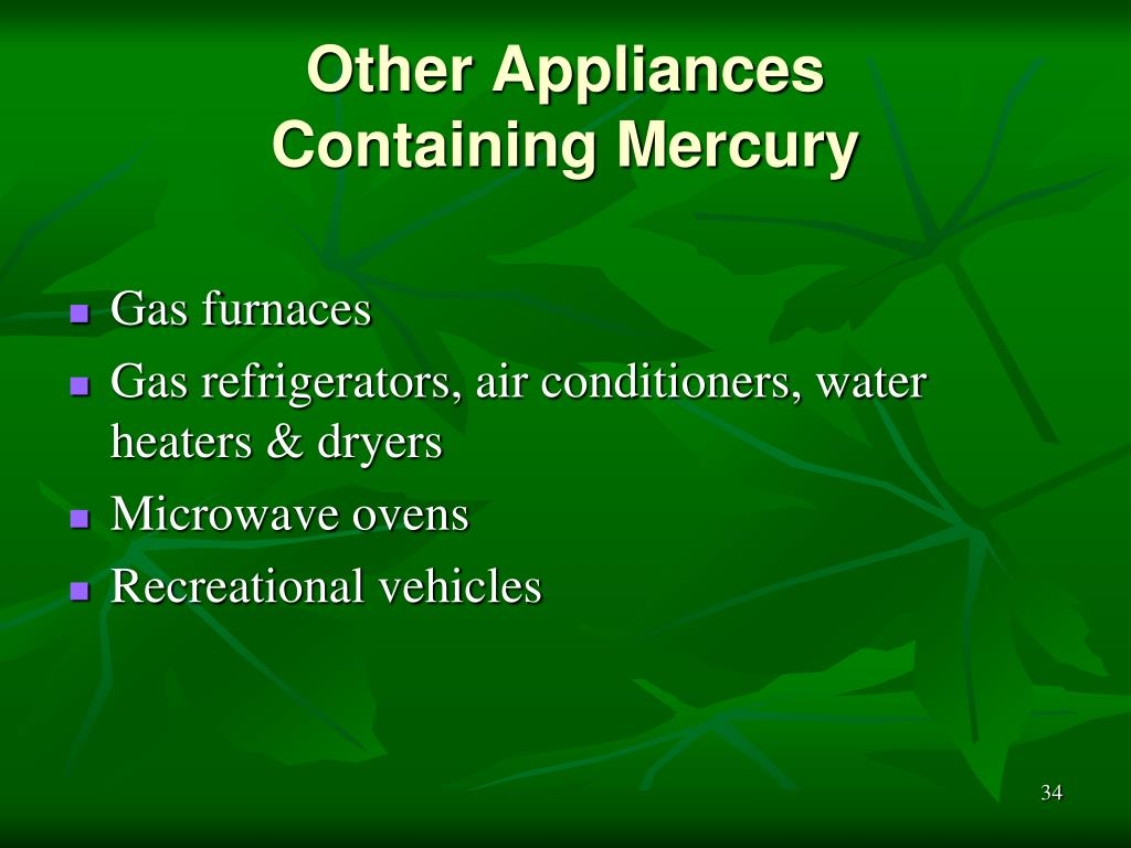 Other Appliances
