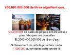 200 000 000 000 de litres signifient que
