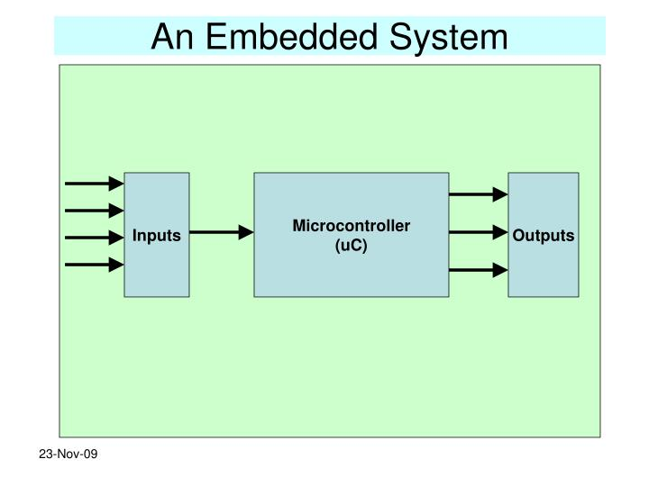 An Embedded System