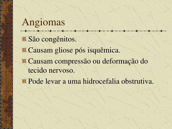 Angiomas