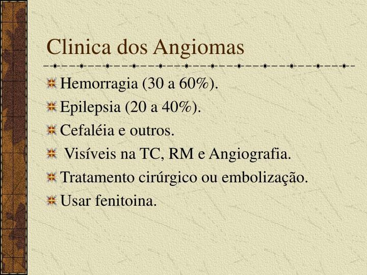 Clinica dos Angiomas