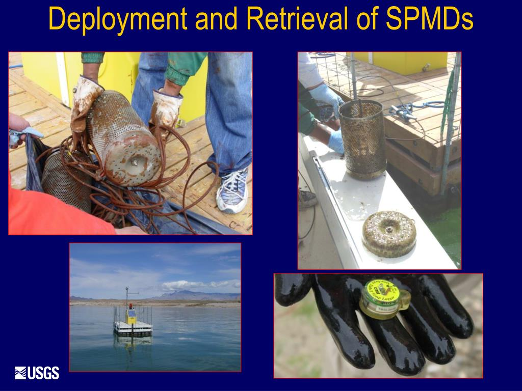 Deployment and Retrieval of SPMDs