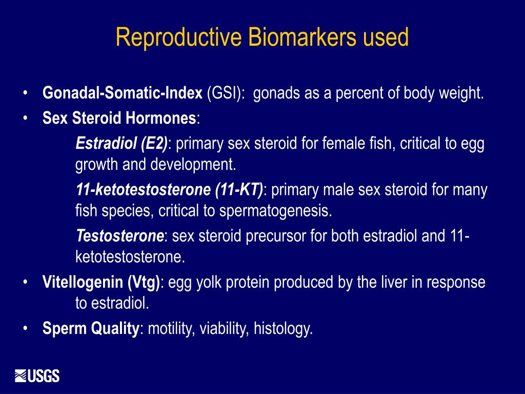 Reproductive Biomarkers used