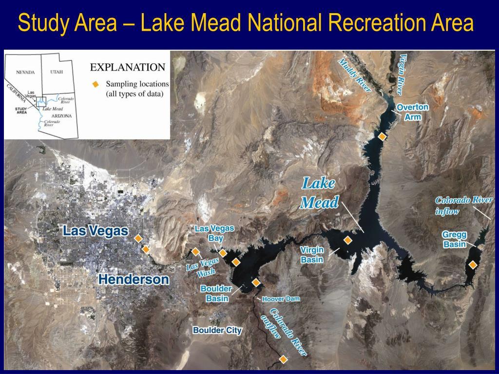 Study Area – Lake Mead National Recreation Area