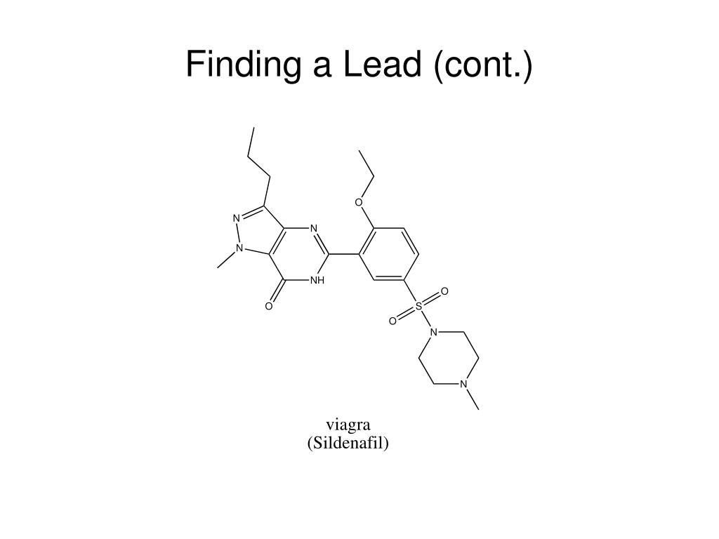 Finding a Lead (cont.)