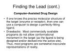 finding the lead cont22