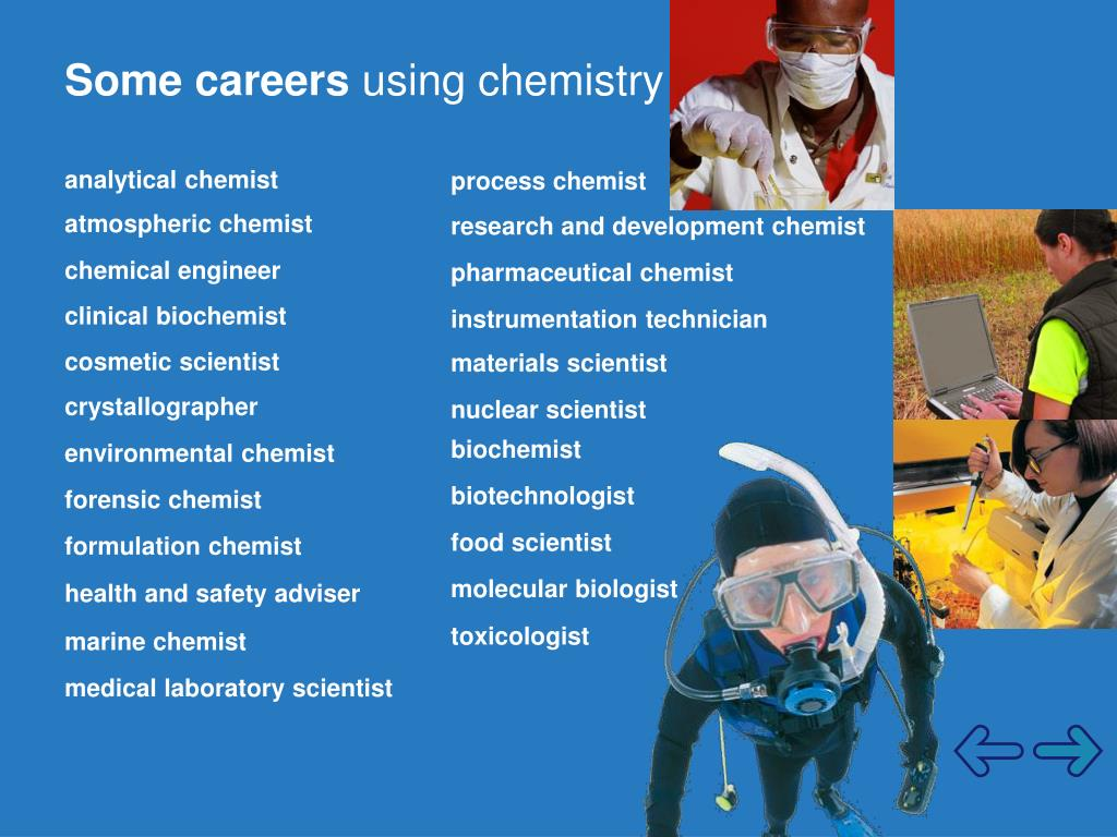 Some careers