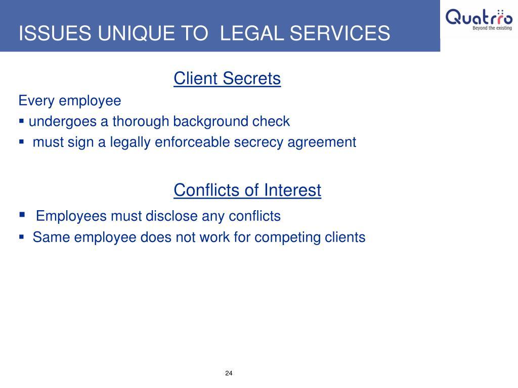Client Secrets