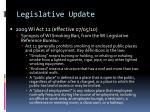 legislative update7