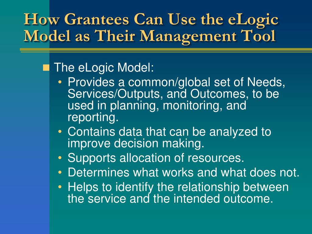 How Grantees Can Use the