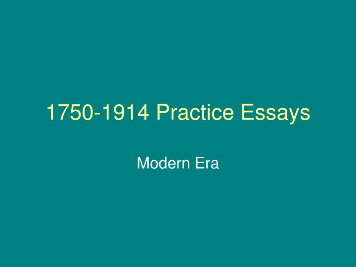 womens rights between 1750 and 1914 essay Read this full essay on change in women's rights between 1750 ce and 1914  ce the era spanning 1750 ce and 1914 ce was the era of revolutions.