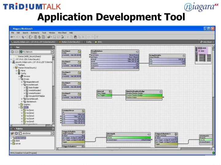 Application Development Tool
