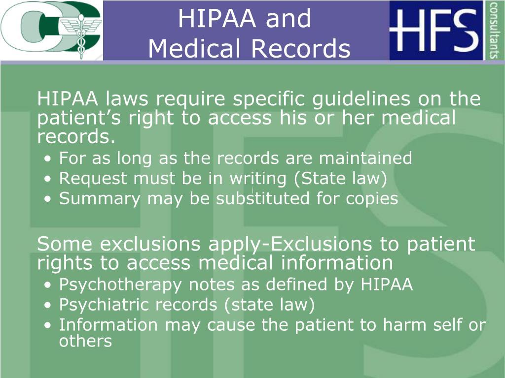 HIPAA and