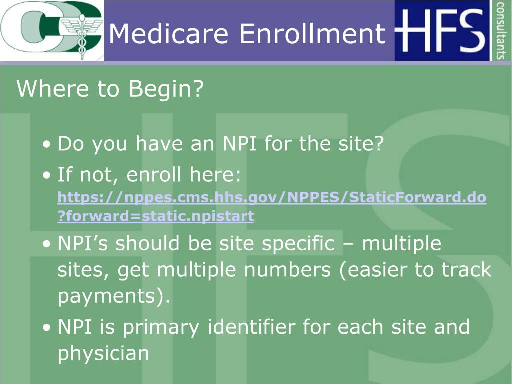 Medicare Enrollment