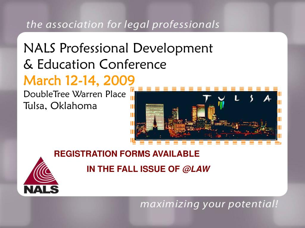 NALS Professional Development