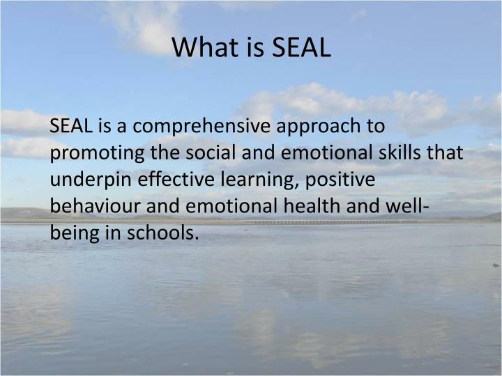 What is SEAL