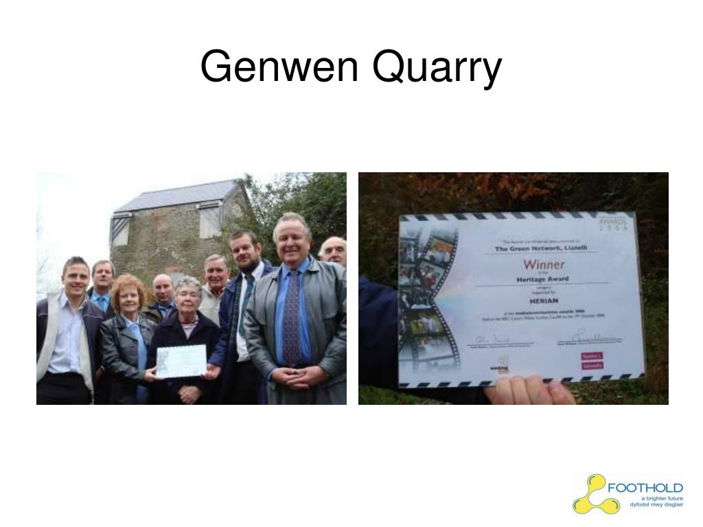 Genwen Quarry