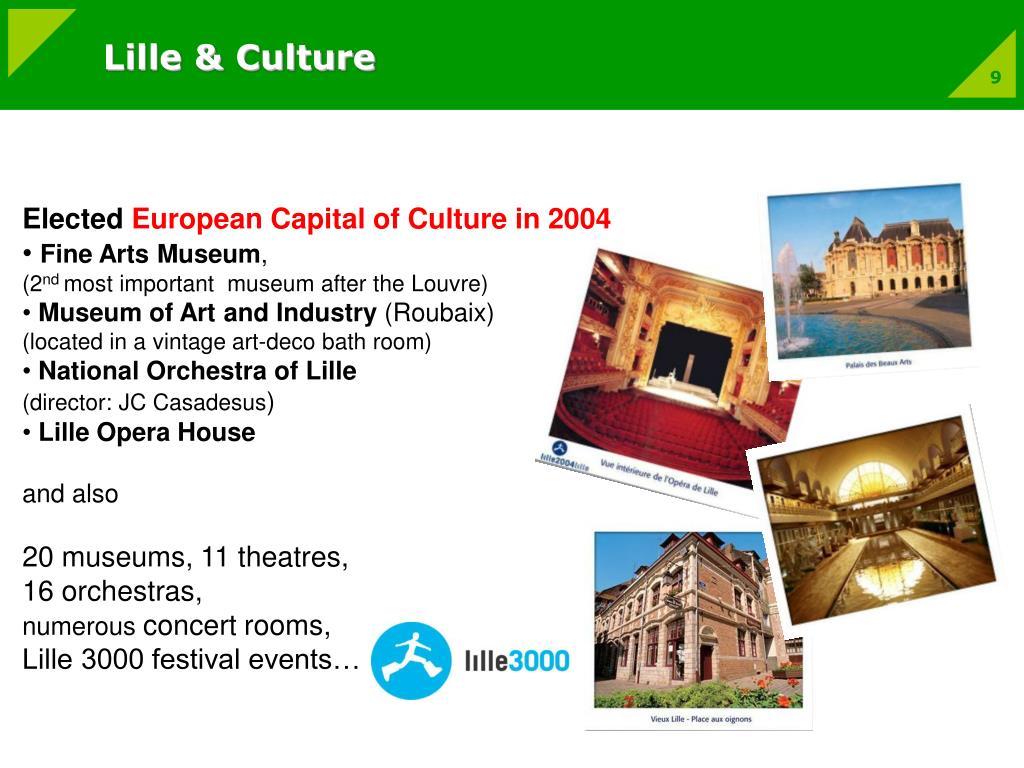 Lille & Culture