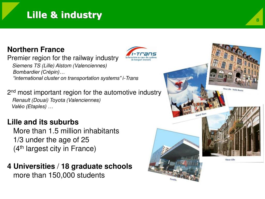Lille & industry