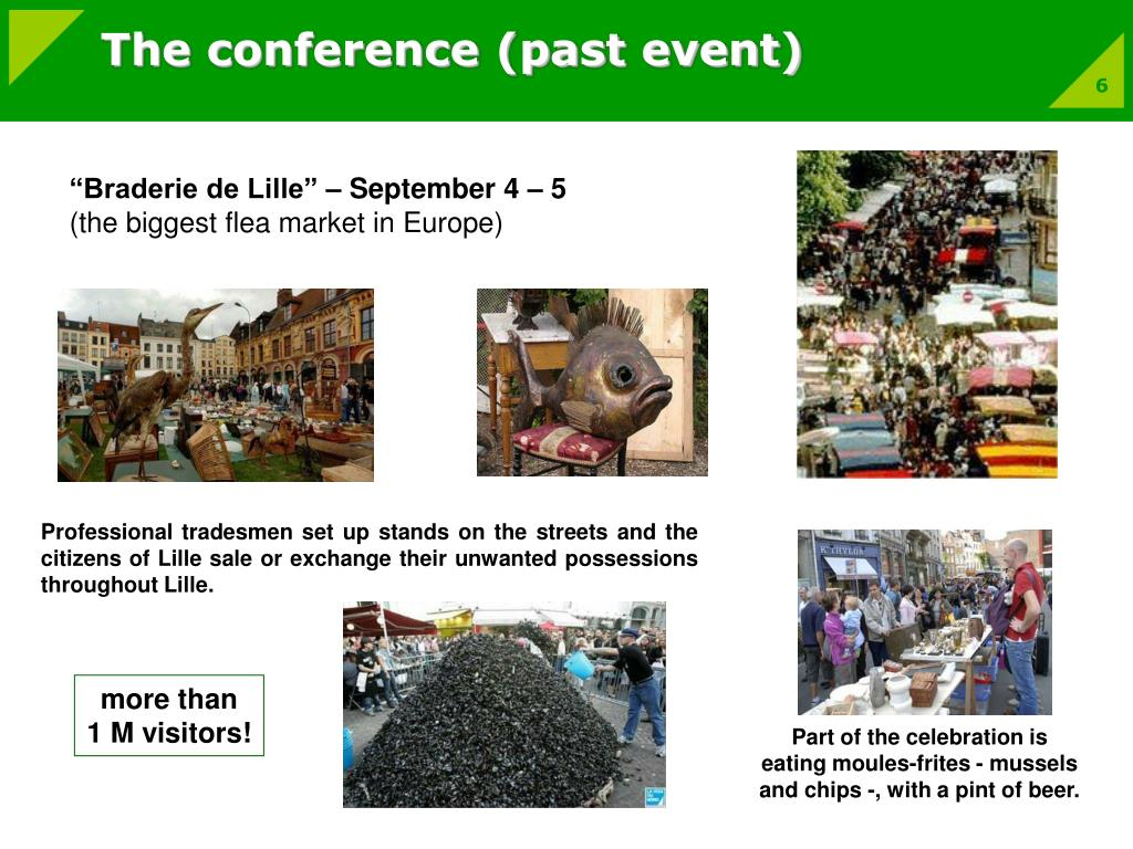 The conference (past event)