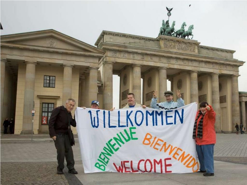 Berlin will be honoured to welcoming you!