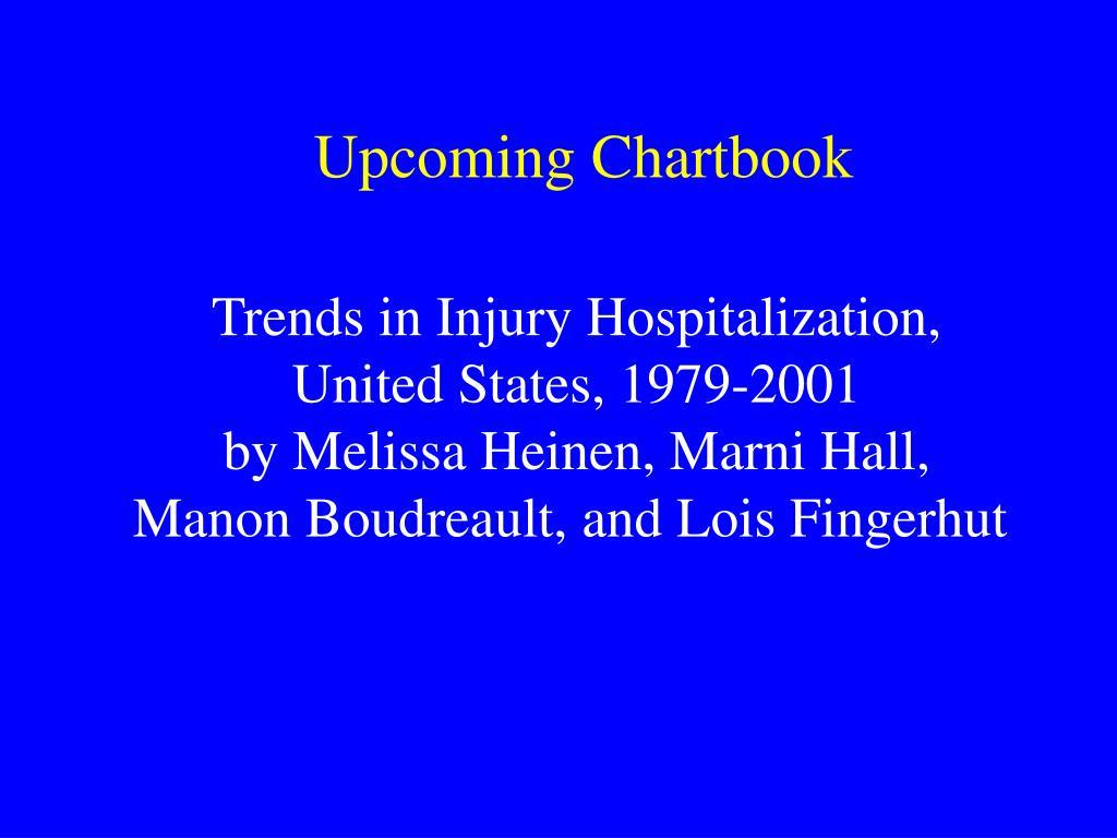 Upcoming Chartbook
