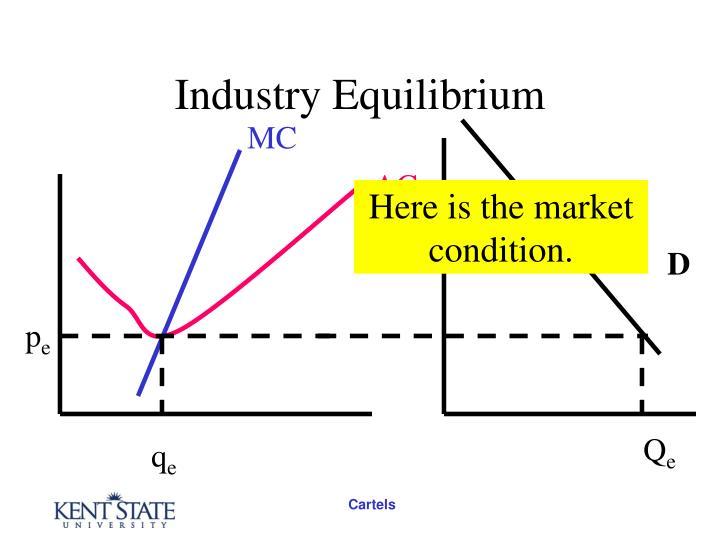 Industry Equilibrium