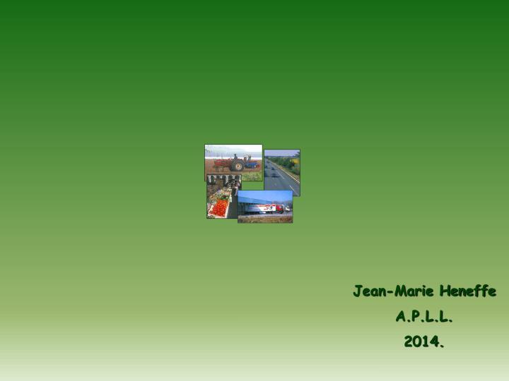 Jean-Marie Heneffe