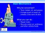 bad mechanics
