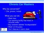 chronic car washers15